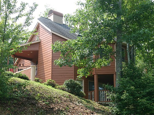 Pigeon Forge Four Bedroom Shagbark Resort Chalet