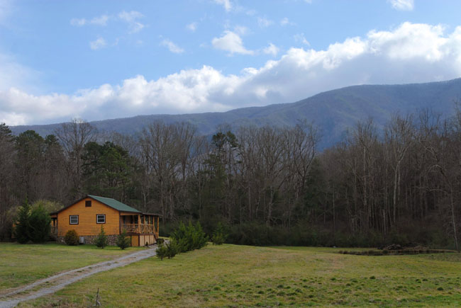 Pigeon Forge One Bedroom Cabin With A Mountain View