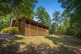 Tennessee Vacation Cabin Rental