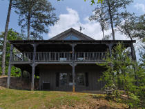 Secluded Two Bedroom Pet Freindly Pigeon Forge Vacation Cabin Rental