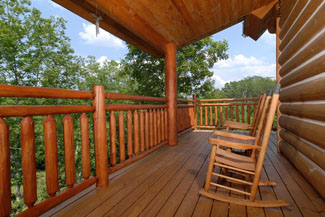 Pigeon Forge Cabin That offers Rockers