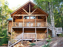 Pigeon Forge One Bedroom Cabin Rental-outdoorswimmingpoolaccess