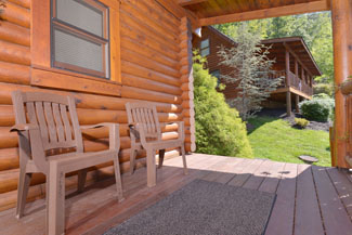 Tennessee Vacation Cabin Rental with Fishing access