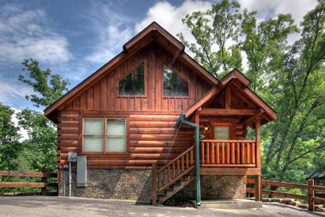 Emily\'s Bear Hug- Black Bear Resort 155-Smoky Mountain 2 Bedroom Cabin