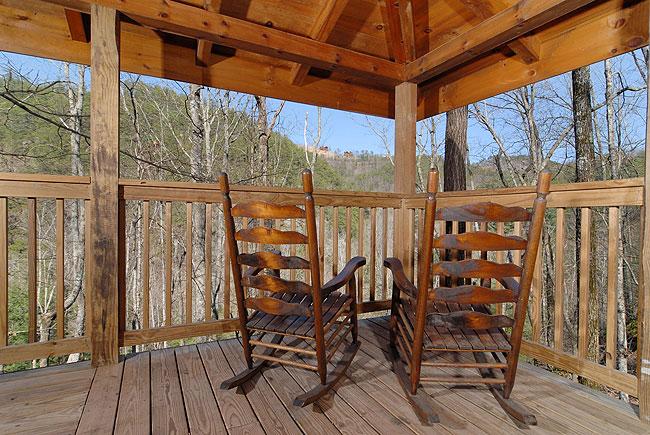 No Problem 1 Bedroom Plus Loft Bedroom Cabin Luxury