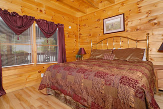 Pigeon Forge Seven Bedroom Cabin Rental