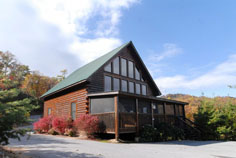 Pigeon Forge Cabin near area attractions with movie theater