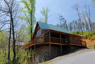 Pigeon Forge Convenient Cabin Rental
