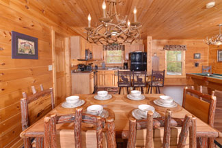 Black Bear Lodge Pine Mountain 220 Two Bedroom Plus Loft