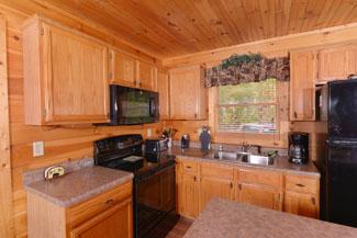 Black Bear Lodge Pine Mountain 220 Two Bedroom Plus Loft