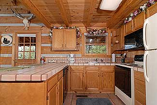 Your kitchen with refrigerator stove dishwasher and microwave
