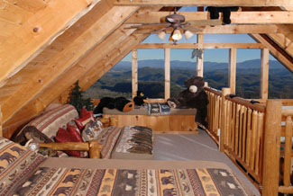 cloud nine cabin 310 luxury chalet in pigeon forge tennessee with