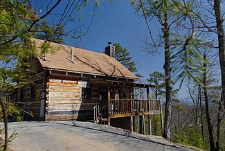 Wears Valley Pigeon Forge One Bedroom Plus Loft Non Smoking Cabin Rental