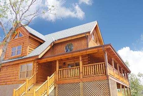 Fireside Chalets And Cabins Pigeon Forge Tennessee Smoky
