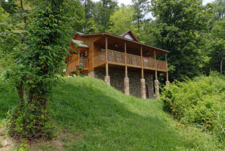 Fireside Chalet And Cabin Rentals Pigeon Forge Tennessee