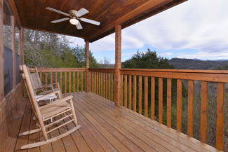 Pigeon Forge One Bedroom Luxury