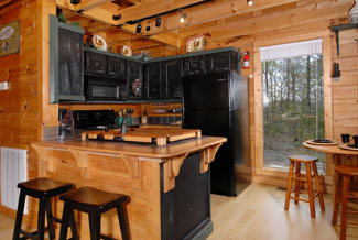 Tennessee Vacation Rental with a fully equipped kitchen