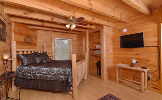 Pigeon Forge Two Bedroom Cottage Rental