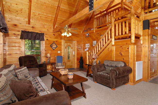 Sweet Dreams White Oak Estates 368 Luxury Cedar Chalet