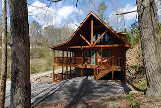 Convenient Pigeon Forge Cabin Rental