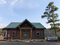 Pigeon Forge Smoky Mountain Four Bedroom Vacation Cabin Rental
