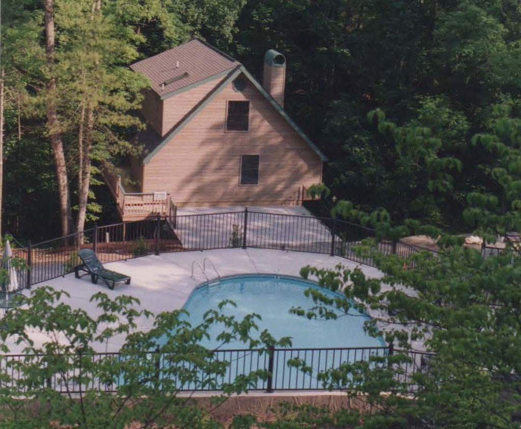 Tennessee vacation cabin rentals indoor outdoor swimming - Cabins with swimming pools in pigeon forge ...