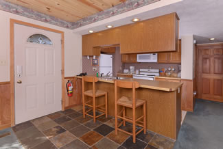 Pigeon Forge Two Bdrm Affordable Chalet Rental Swimming