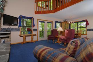 Grandpa S Getaway 3 Bedroom Chalet In Woodridge Village