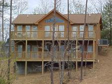 Pigeon Forge Tennessee Vacation Chalet Rental