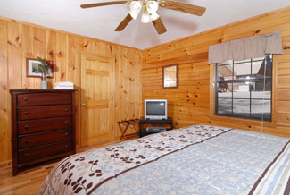Pigeon Forge Two Bedroom Cabin Rental