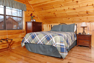 Pigeon Forge Two Bedroom Cabin Rentals