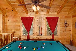 Elk ridge alpine village 593 luxury cottage in pigeon - Swimming pool discounters new castle pa ...