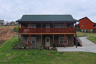 Vacation Four Bedroom Cabin Rental