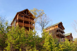 Fireside Chalets And Cabin Rentals One Bedroom Plus Loft