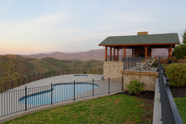 Fireside Chalets The Preserve Luxury Affordable Cabin Rentals Panoramic Great Smoky Mountain