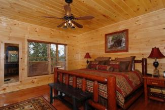 Pigeon Forge Cabin with Large