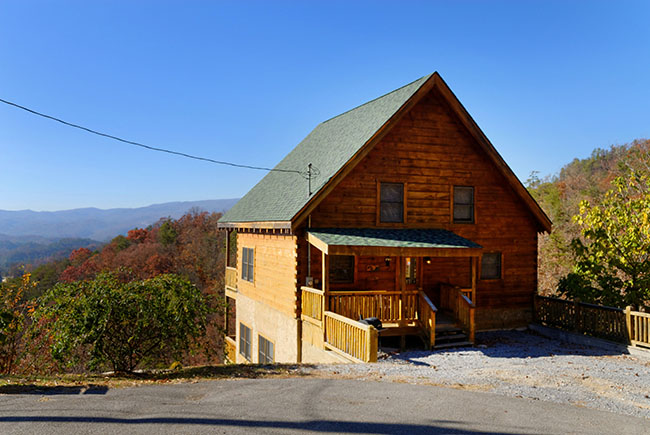 After All-Pine Mountain 840-3 Bedroom Cabin, in Pigeon Forge, with ...