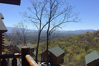 Pigeon Forge One Bedroom Plus Loft Legacy Mountain Cabin Rental