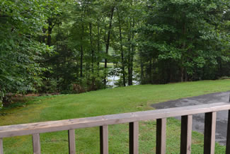 Pigeon Forge Caney Creek Cabin Rental Lake View