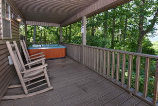 Pigeon Forge One Bedroom with a Mountain View