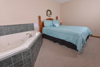 Pigeon Forge Two Bedroom Cabin Rental Two Bedroom Rental
