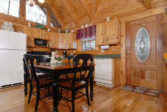 Petfriendly Tennessee One Bedroom Cabin Rentral