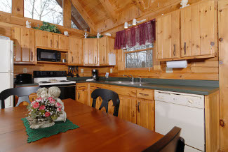 Gatlinburg One Bedroom Vacation Cabin Rental