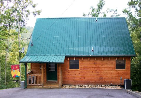 Internet Access Vacation Cabin Rental