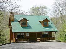 Gatlinburg Cabin Rentals Secluded Cabin