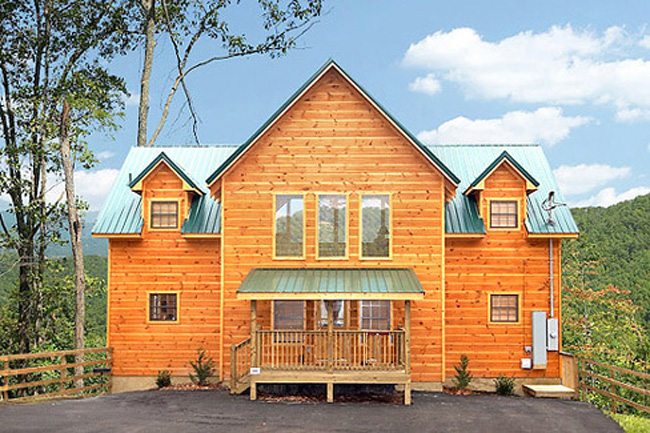 Five Bedroom Group Family Retreat in Pigeon Forge Tn