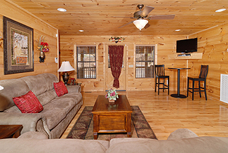 Five Bedroom Gatlinburg Cabin Rentals Smoky Mountains