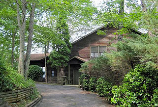 Secluded Two Bedroom Pigeon Forge Vacation Chalet Rental with Outdoor Swimming Pool Access