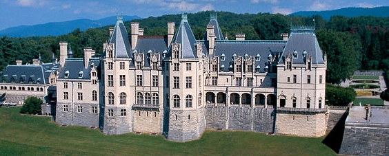 FIRESIDE CHALETS NOW OFFERING DISCOUNT VOUCHERS TO BILTMORE HOUSE IN  ASHEVILLE, NC.CLICK HERE FOR MORE INFO.