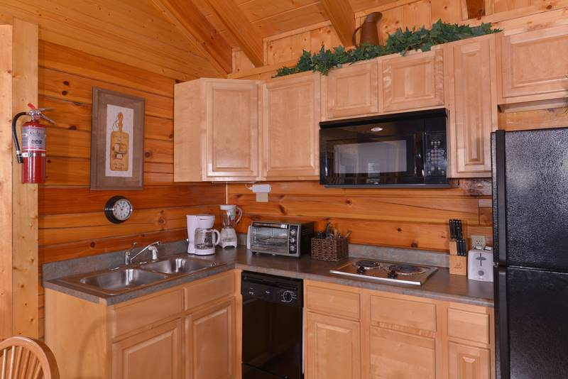 Cabin in Pigeon forge with Kitchenette